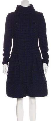 Chanel Tweed A-Line Dress