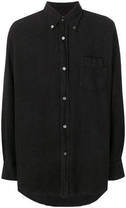Our Legacy brushed oversized shirt