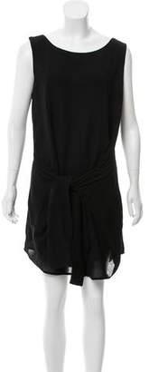Thakoon Wool Blend Mini Dress
