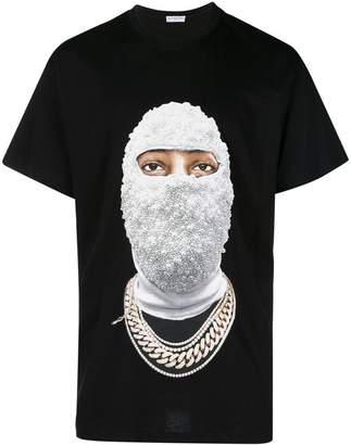 Ih Nom Uh Nit Future Mask print oversized T-shirt