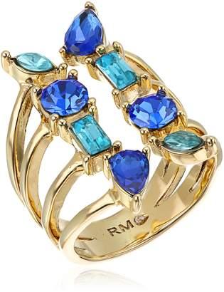 Rebecca Minkoff Multi Stone Wrap Ring, Size 5