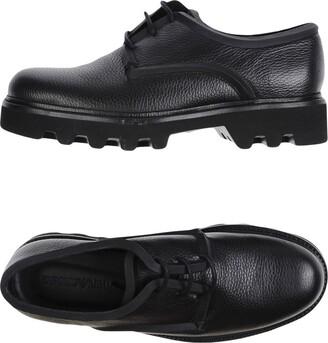 Emporio Armani Lace-up shoes - Item 11284145HQ
