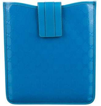 Gucci GG Imprimé iPad Case