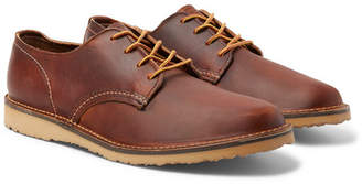 Red Wing Shoes Weekender Leather Derby Shoes - Men - Brown