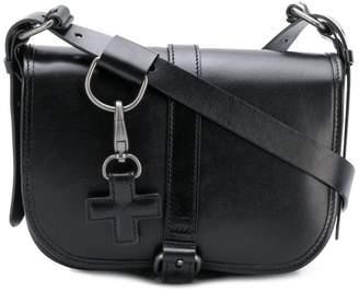 A.F.Vandevorst buckled shoulder bag