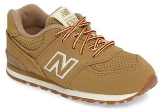 New Balance 574 Heritage Sport Sneaker (Baby & Toddler)