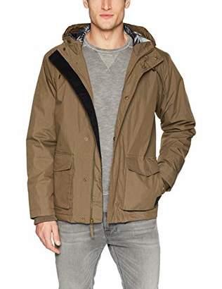 RVCA Men's Puffer Parka Jacket