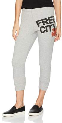 Freecity Women's Cropped Sweatpant