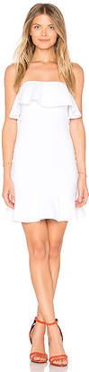Donna Mizani Clover Mini Dress