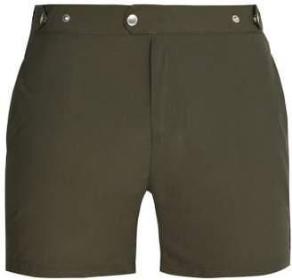 Solid & Striped The Kennedy Swim Shorts - Mens - Khaki