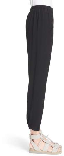 Zero Maria Cornejo Gabi Drape Trousers