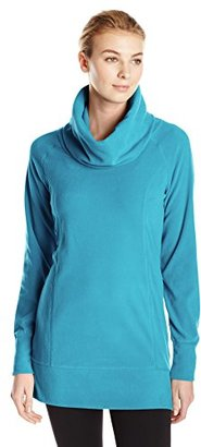 Columbia Women's Glacial Fleece Cowl Tunic $34.99 thestylecure.com