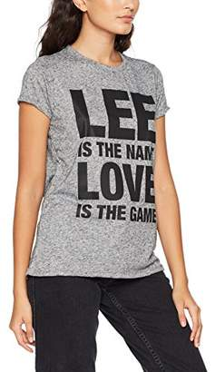Lee Women's Tee T-Shirt