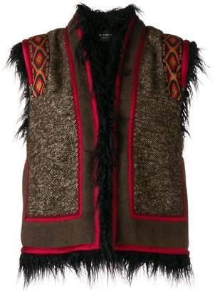 Etro bohemian vest