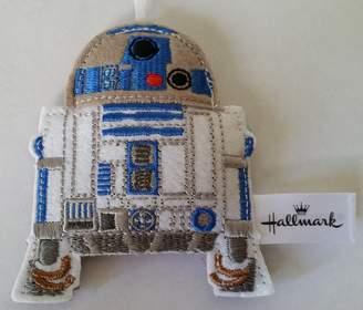 Star Wars Hallmark R2-D2 Puffy Felt Stitched Ornament