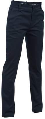 Under Armour Boys' UA Uniform Chino Pants