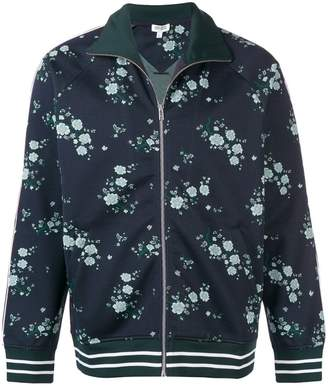 Kenzo floral print sports jacket