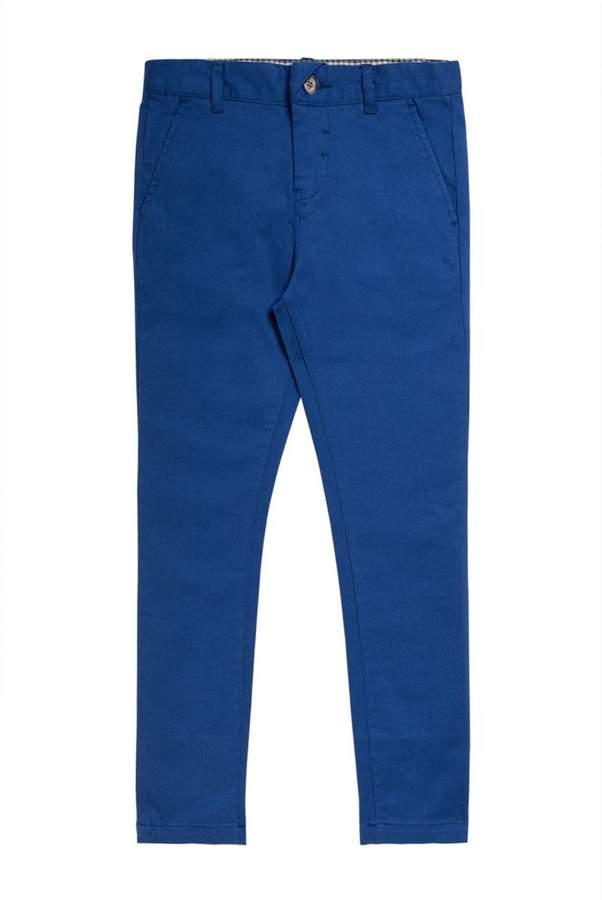 Little ElevenParis Chaplin - Hose mit geradem Schnitt - blau