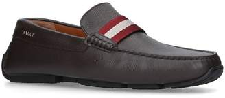 Bally Leather Pearce Driving Shoes