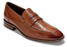 Cole Haan Warner Grand Leather Penny Loafers