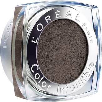 L'Oreal Paris Color Infallible Eyeshadow 3.5g-014 Eternal Black