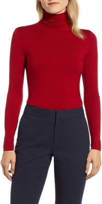 Anne Klein Seamless Turtleneck Top