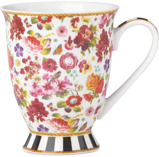 Lenox Melli Mello Isabelle Floral Collection Mug, Exclusively available at Macy's