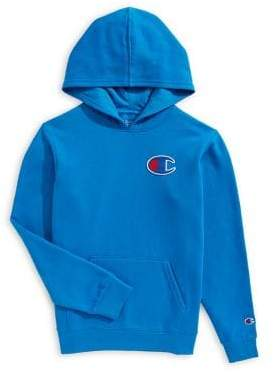 Champion Boy's Heritage Fleece Hoodie