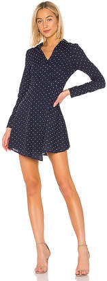 BCBGeneration Asymmetrical Shirt Dress