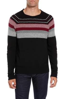 ATM Anthony Thomas Melillo Fair Isle Sweater