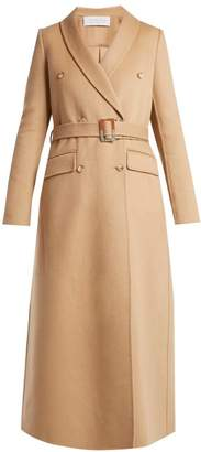 Gabriela Hearst Joaquin Cashmere Belted Coat - Womens - Camel