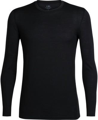 Icebreaker Tech Lite Long-Sleeve Crew Shirt - Men's