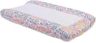 DwellStudio Boheme 100% Cotton Percale Graphic-Print Changing Pad Cover Bedding