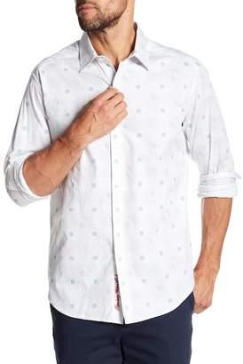 Robert Graham Elm Canyon Classic Fit Print Woven Shirt