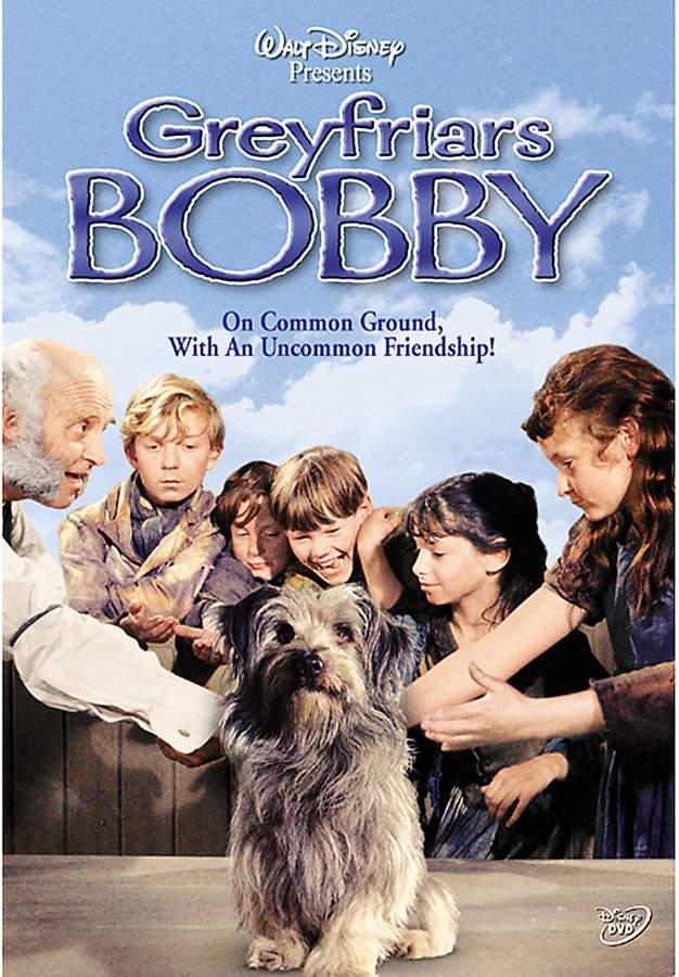 Disney Greyfriars Bobby DVD