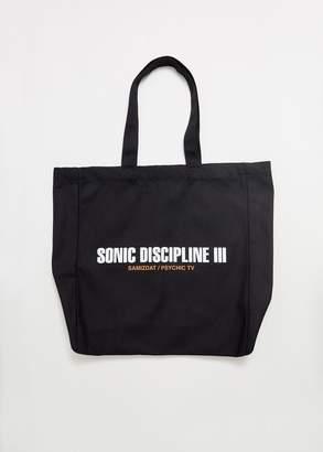 Yang Li Samizdat Sonic Discipline III Tote Bag