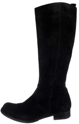 DSQUARED2 Suede Knee Boots