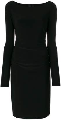 Norma Kamali long sleeved dress