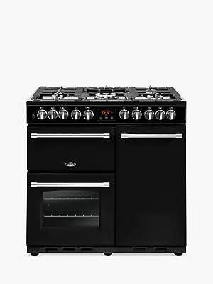 Belling Farmhouse 90DFT Deluxe Dual Fuel Range Cooker