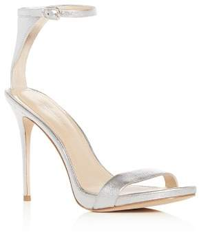 Vince Camuto Imagine Dacia Leather Ankle Strap High-Heel Sandals