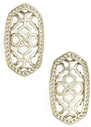 Women's Kendra Scott 'Bryant' Drop Earrings $55 thestylecure.com