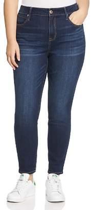 Seven7 Jeans Plus Skinny Jeans in Pride Wash