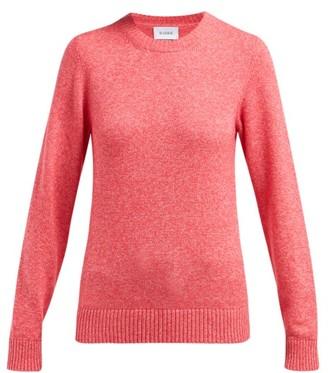 Barrie Arran Pop Cashmere Sweater - Womens - Pink