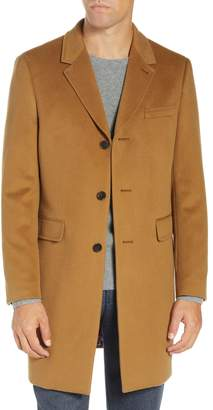 Ted Baker Swish Wool & Cashmere Overcoat