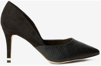 Dorothy Perkins Womens Wide Fit Eliza Court Shoes