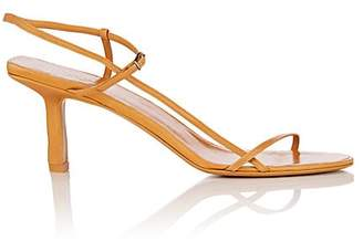 Women's Bare Leather Sandals
