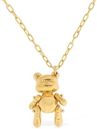 Ambush Inflated Teddy Bear Necklace
