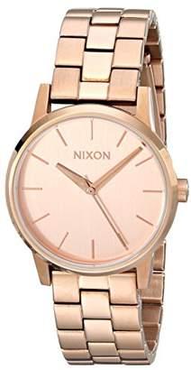 Nixon Women's A361897 Kensington Stainless Steel Small Watch
