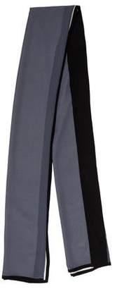 Akris Striped Silk Scarf w/ Tags