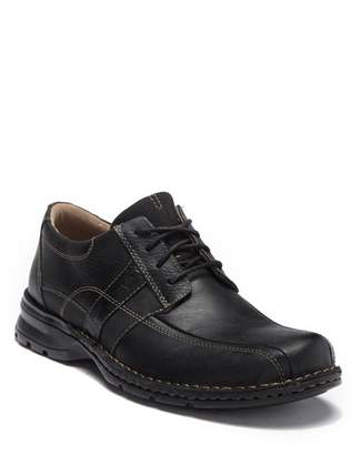 Clarks Espace Leather Lace-Up Derby - Wide Width Available